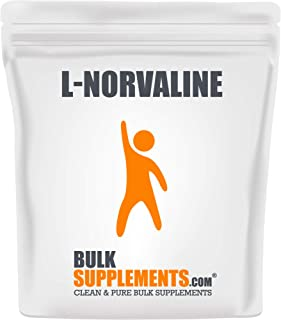 BulkSupplements L-Norvaline Powder (25 Grams)
