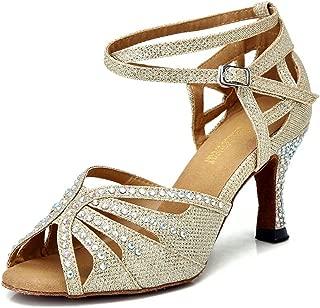 gold dance wear