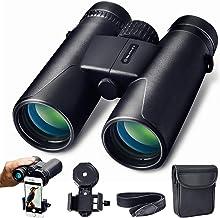 Prismáticos 10x42 Slokey - Binoculares Profesionales y