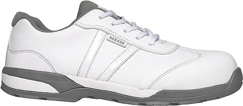 PARADE 07ROMA88 97 Chaussure de sécurité basse Pointure 42 Blanc