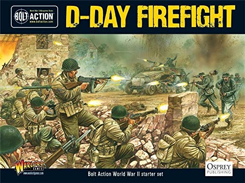 WLG  Bolt Action D Day Firefight