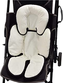 Baby Stroller Cushion Car Seat Accessories Warm Cushion Head Support Protection pad Adjustable Perfect Gift for Baby