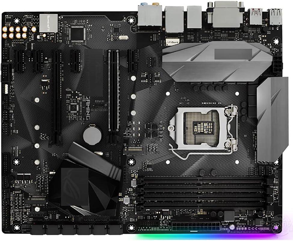 RTYU Fit for ASUS ROG Strix B250F Gaming Desktop Motherboard Socket LGA 1151 DDR4 B250 SATA3 USB3.0 Motherboard Motherboard Gaming<BR>