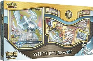 Pokemon TCG: Dragon Majesty Special Collection White Kyurem Gx Box| A Foil Promo Card