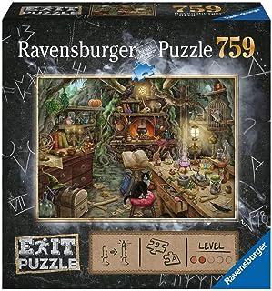 Ravensburger 19952 häxa kök 759 delar exit pussel