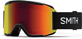 Smith Optics Unisex Squad Snow Goggles, Adult