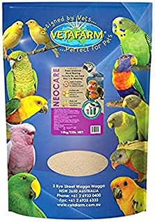 Vetafarm Neo Care Hand Rearing Baby Birds Food 10 kg, Large