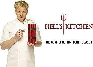 Best season 13 hell's kitchen Reviews