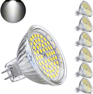 Bombilla LED GU5.3 MR16 12V 5W Blanco Frio Equivalente a