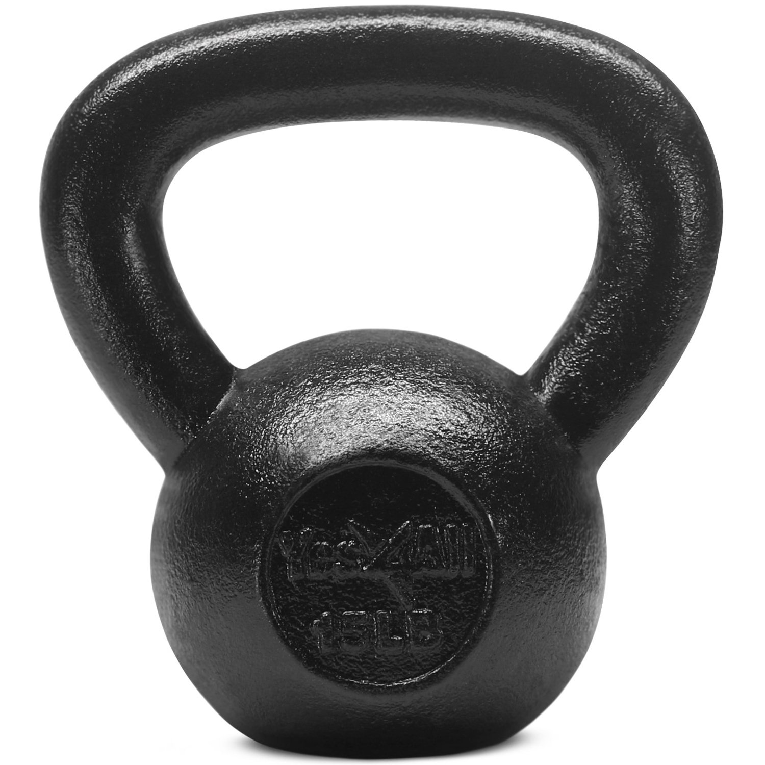 Yes4All Solid Cast Kettlebell Weights