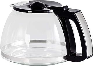 Melitta EasyTop 6690205 - Vaso Cristal para Cafetera, Color Negro