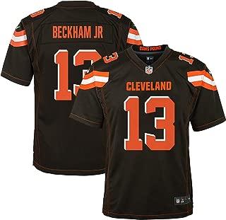 Nike Odell Beckham Cleveland Browns Pre-School/Kids Game Jersey Brown