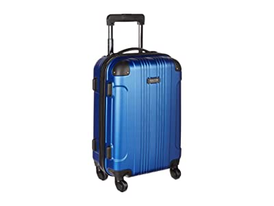 Kenneth Cole Reaction 20 Out of Bounds Lightweight Hardside 4-Wheel Spinner Carry-On Travel Luggage (Cobalt Blue) Luggage