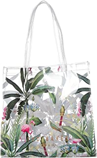 Ted Baker Large Icon Bag for Women-Clear