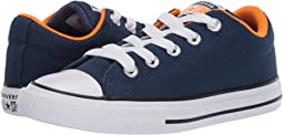 Navy/Orange Rind/White