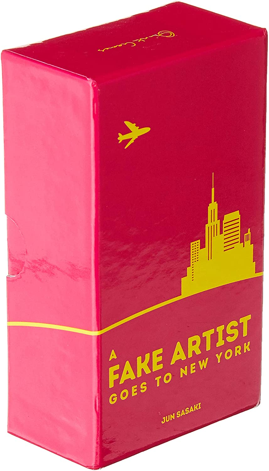 Most Unique: A Fake Artist Goes to New York Board Game