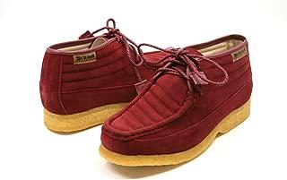 Men's Castle Three-Quarter Lace Up Shoes