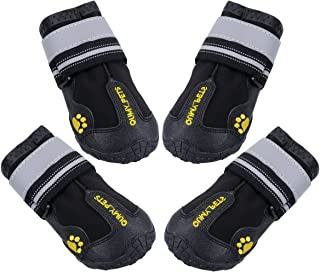 heat protectant dog shoes