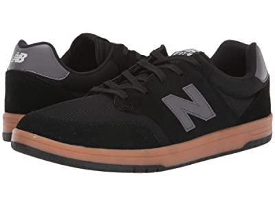 New Balance Numeric 425 (Black/Gum) Men