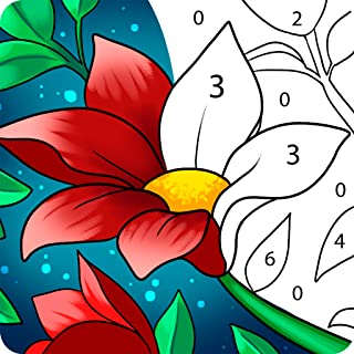 Paint by Number: Free Coloring Game - Painting Book by Fun Games For Free