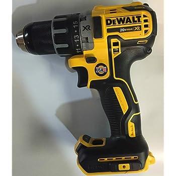 New Dewalt DCD791B 20V DCD791 1//2 in Compact Brushless Cordless Drill Driver