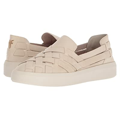 Frye Brea Huarache Slip-On (White) Women