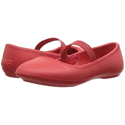 Native Kids Shoes Margot (Toddler/Little Kid) (Torch Red) Girls Shoes