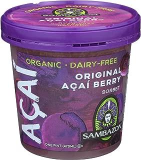 acai ice cream sambazon