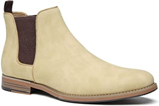 Slip-on Chelsea Casual Boots for Men