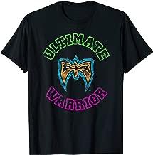 WWE Ultimate Warrior & Mask Neon Colors