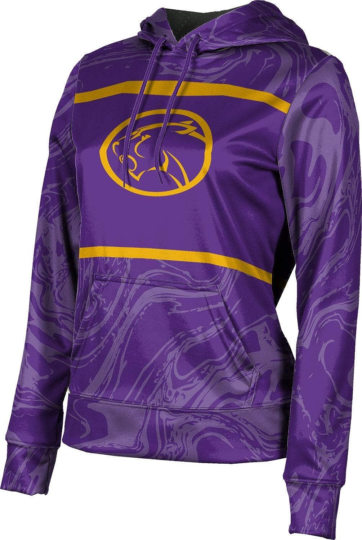 ProSphere Aransas Pass High School Girls' Pullover Hoodie, School Spirit Sweatshirt (Ripple)