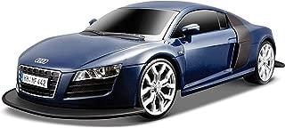 Maisto R/C 1:10 Scale Audi R8 V10 Radio Control Vehicle (Colors May Vary)