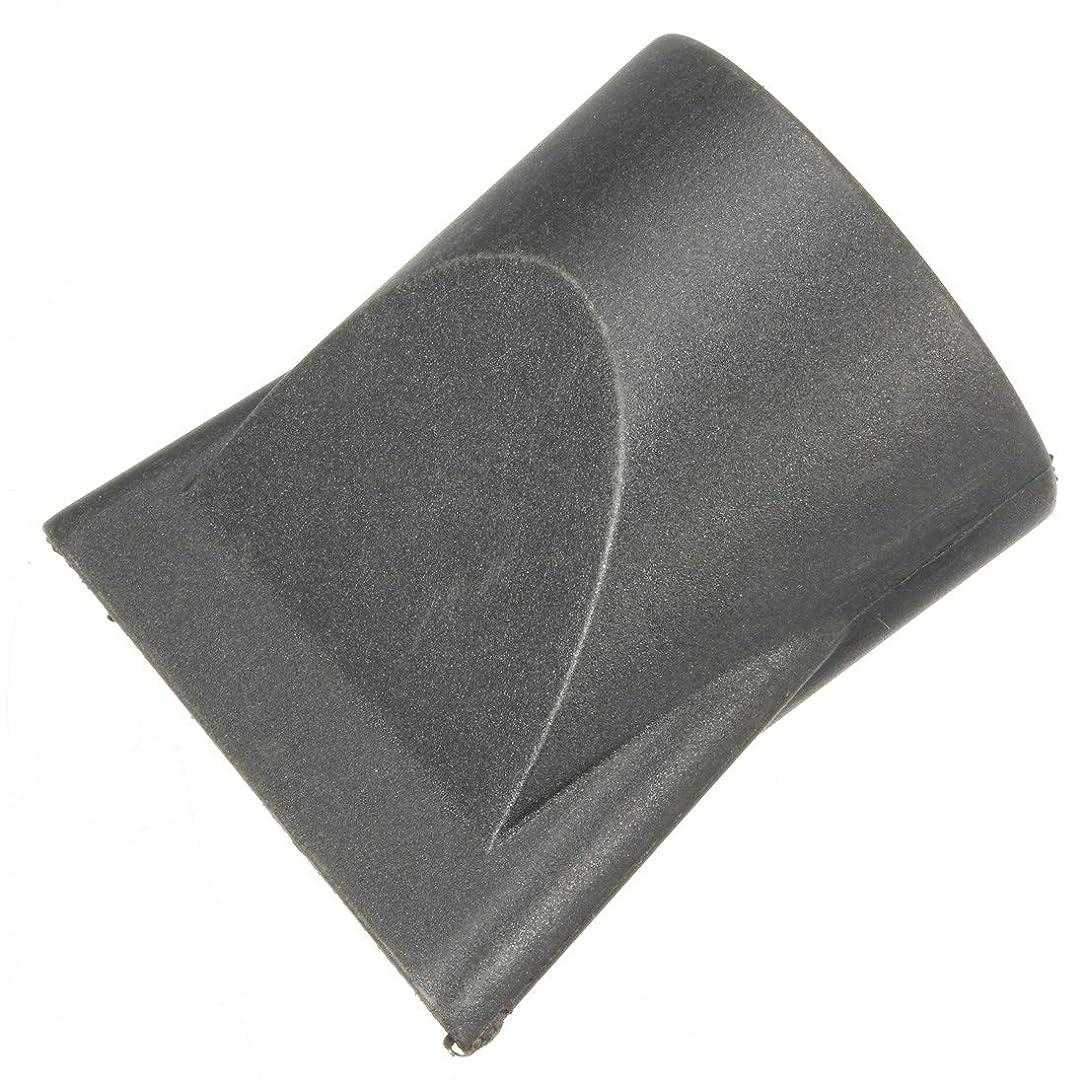 限られた証拠アカウントJicorzo - 1PCSプラスチックサロン交換フェラフラットヘアドライヤー乾燥コンセントレータブラックノズルスタイリングツールのフードカバーワイド狭いサイズ[狭いです]