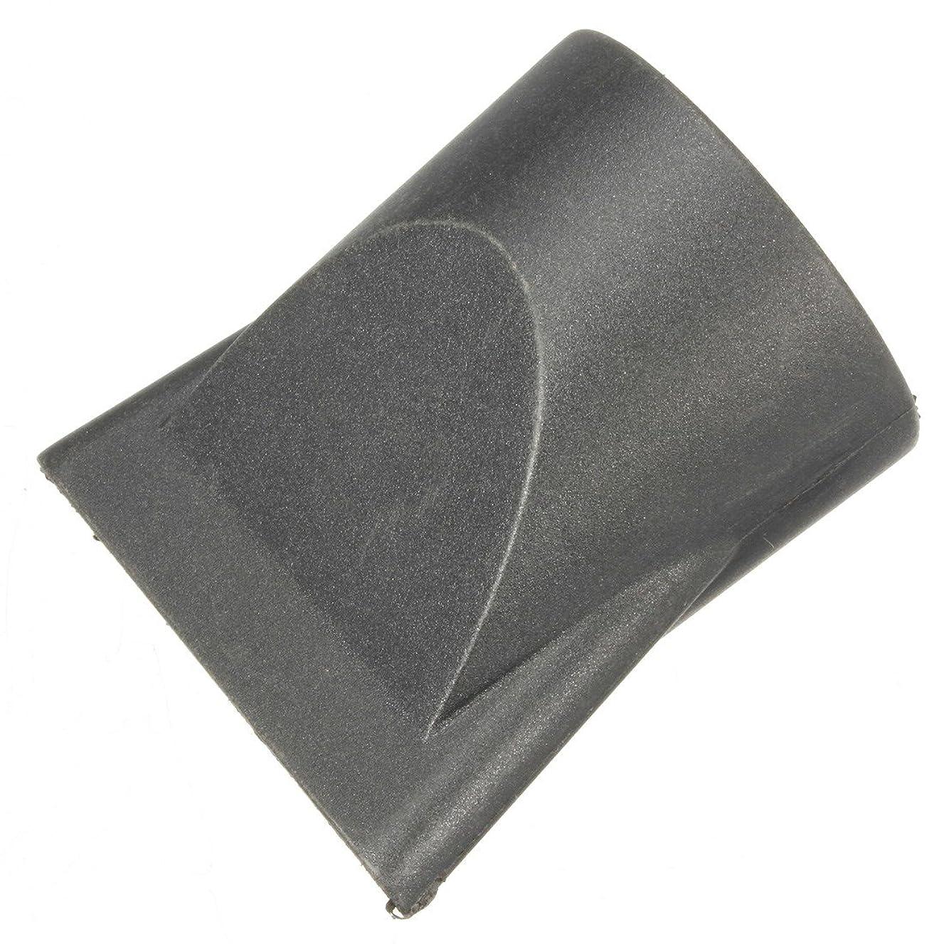 打ち負かす暴露するコンテンポラリーJicorzo - 1PCSプラスチックサロン交換フェラフラットヘアドライヤー乾燥コンセントレータブラックノズルスタイリングツールのフードカバーワイド狭いサイズ[狭いです]