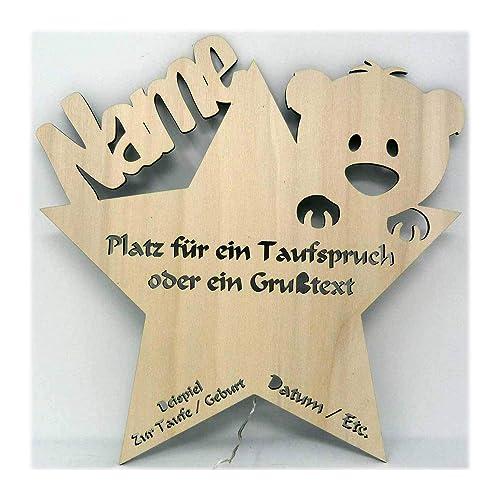 Geschenk Zur Taufe Für Jungen Geschenke Patenkind Kunstdruck