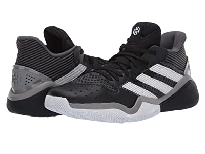 adidas Harden Stepback (Core Black/Grey Six/Footwear White) Men
