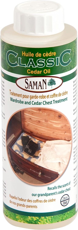 Saman COC-000-250 Classic Popular Oil price Cedar