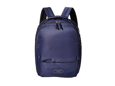 Lipault Paris Large Backpack (Night Blue) Backpack Bags