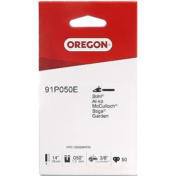 de paso de 3//8 pulgadas Oregon 73LPX068E Cadena 68 eslabones de arrastre