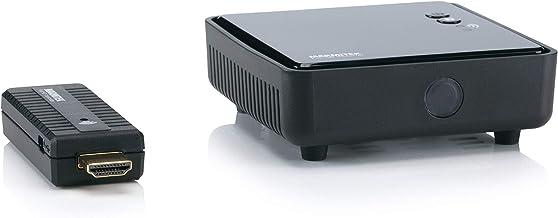Wireless HDMI Extender – Marmitek GigaView 811 – Laptop drahtlos auf..
