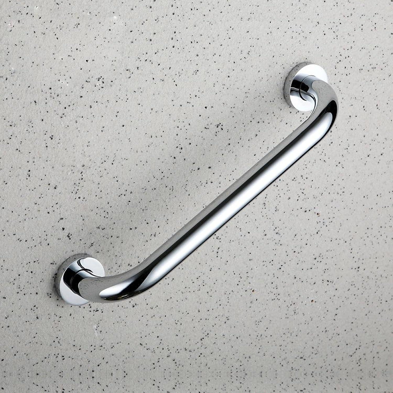 KHSKX Copper bathroom handrail, handrail for the disabled , 32cm