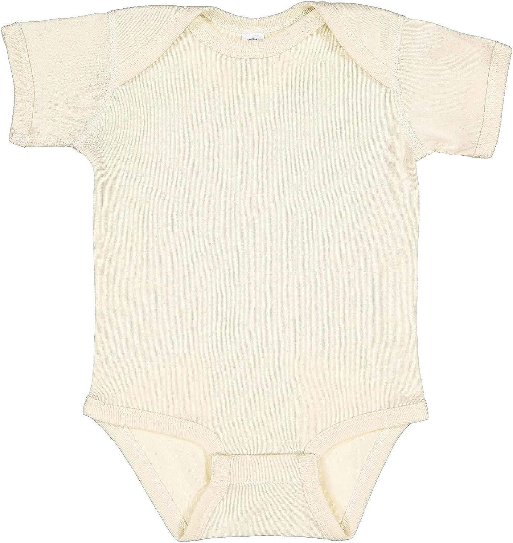 Rabbit Skins Baby Soft Ranking TOP13 Short-Sleeve Bodysuit 4400 Some reservation