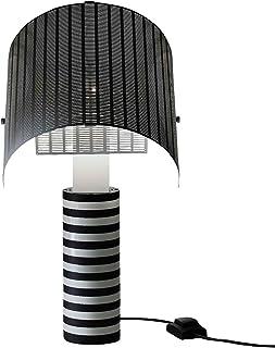 Artemide Shogun Tavolo - Lampe de table, noir et blanc laqué 2900K 2870lm