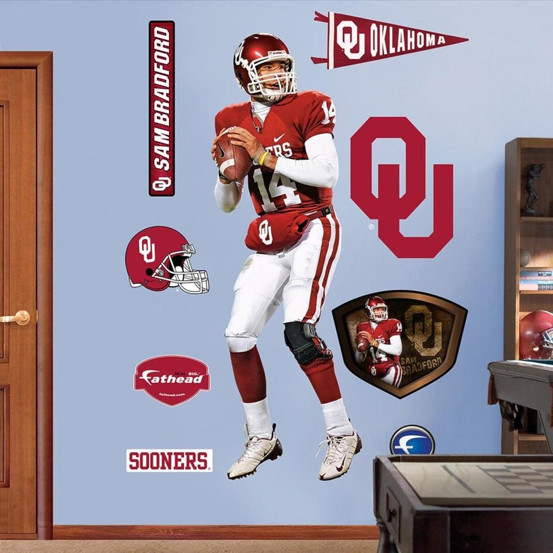 NCAA Oklahoma Sooners Sam Bradford Wall Graphic