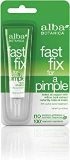 Alba Botanica Fast Fix for a Pimple Acne Treatment, 0.25 oz.