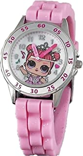 L.O.L. Surprise! Center Stage Time Teacher Pink Analog Watch