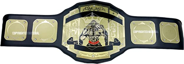 Wrestling Championship Unstoppable Heavyweight Belt