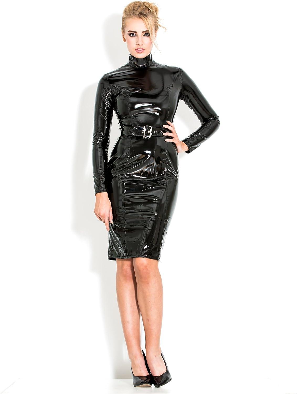 Dress pvc Hobble Dress