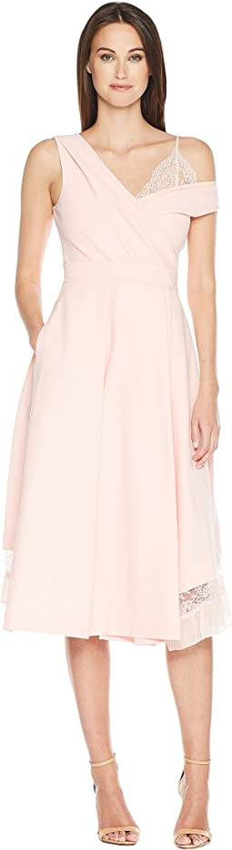 TED Lucienne Satin Dress