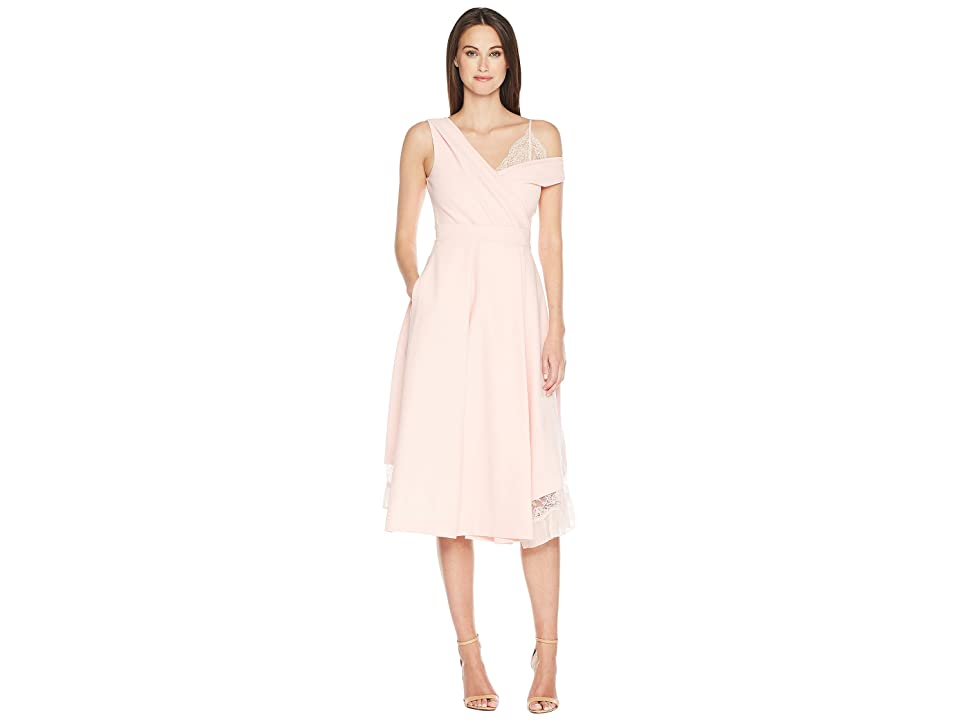 Preen by Thornton Bregazzi TED Lucienne Satin Dress (Pink) Women